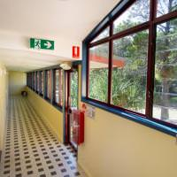 SRL Hall to Bathrooms 2